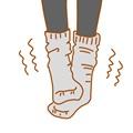 冬に足が寒くて眠れない!