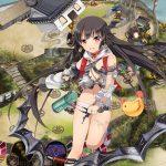 しろむす 日本のお城を美少女化したゲーム